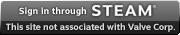 Über Steam einloggen